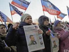 Завтра в Донецке, Макеевке и Горловке боевики планируют провести митинги, - штаб АТО