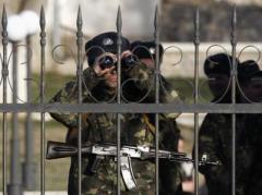 Диверсанты хотели пробраться в военную часть под Черниговом