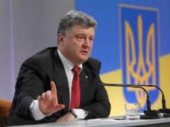 """Порошенко выдвинул главарям """"Л-ДНР"""" и Кремлю ультиматум  по выборам на Донбассе"""