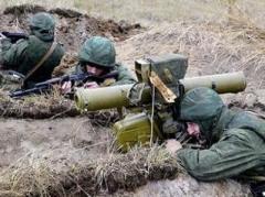 Боевики подстрелили своего начальника разведки