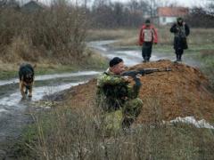 Боевики обстреляли Новотроицкое и оккупированный  Докучаевск