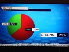 Экзит-пол: голландцы отказывают украинцам в европейскости