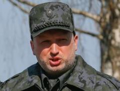 Турчинов посетил самую горячую точку зоны АТО (ВИДЕО)