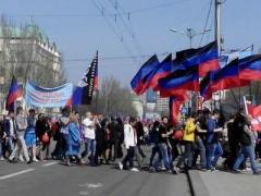 """Один из вожаков """"ДНР"""": """"О том, что у нас есть сегодня, мы не могли и мечтать"""""""
