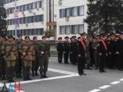 """""""Власти ДНР"""" намерены провести 9 мая в Донецке  парад военной техники"""