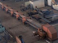 Донецкий завод угольного машиностроения режут на металл и превращают в плантацию для выращивания грибов