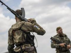 За сутки боевики 9 раз открывали огонь по позициям ВСУ на мариупольском направлении