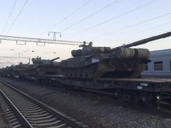 Из России - с любовью: на Донбасс прибыл убойный эшелон