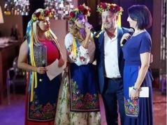 """""""Вспомните, кто ваш муж"""" - жена Пескова шокировала российскую публику вышиванкой"""