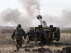 За сутки боевики 79 раз открывали огонь вдоль всей линии фронта (ВИДЕО)