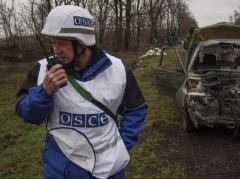 Наблюдатели ОБСЕ назвали самые опасные районы на Донбассе