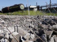 Экологическую катастрофу на  Донбассе остановить уже  невозможно