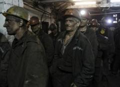 Шахтеры Красноармейска начали забастовку