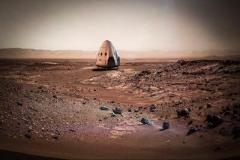 SpaceX полетит на Марс до 2018 года