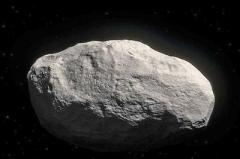 Астрономы обнаружили бесхвостую комету