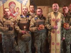 """""""Ворог не пройде"""", - воины АТО поздравили украинцев с Пасхой (ВИДЕО)"""