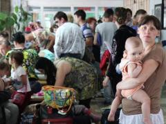 Германия выделила 2 млн евро на помощь переселенцам из зоны АТО