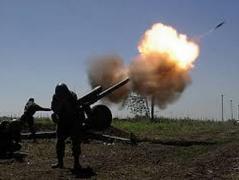 За минувшие сутки боевики 11 раз обстреливали позиции сил АТО (ВИДЕО)