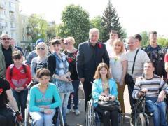 Жебривский рассказал, как Краматорск по- европейски отмечал День Победы (ФОТО)