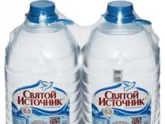 """""""Пропитана энергией самого влиятельного человека в мире""""- в России продают воду """"многоходовок"""", заряженую Путиным"""