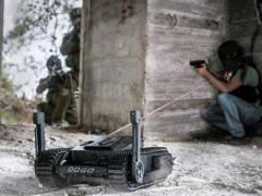 В Израиле создали робота-стрелка (ВИДЕО)