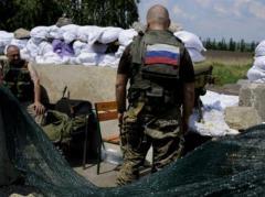 За минувшие сутки в зоне АТО были ранены трое российских военных