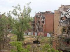 Многострадальное Широкино превратилось в село-призрак (ВИДЕО)