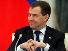 Трудности перевода: представители Таиланда сделали из Медведева «Медведа» (ВИДЕО)
