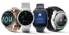 Google презентовала новую ОС для умных часов