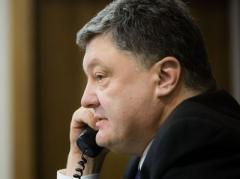 """Как Порошенко """"воевал"""" за Донбасс по телефону"""