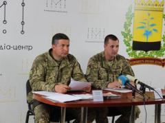 В Краматорске в штабе АТО рассказали о численности сил боевиков и пояснили «запрет» ВСУ открывать огонь (ВИДЕО)
