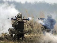 За день боевики 13 раз обстреливали позиции ВСУ в зоне АТО (ВИДЕО)