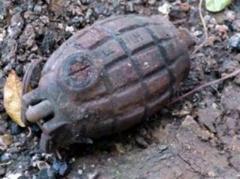 В прифронтовом Торецке во двор жилого дома бросили гранату