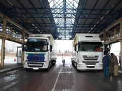 Швейцария отправила гумконвои в оккупированный Донецк и Красноармейск