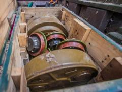 Боевики  у Ясиноватой и Спартака получили 8 грузовиков с боеприпасами