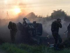 В Путиловском лесу на окраине Донецка идет ожесточенный бой - соцсети