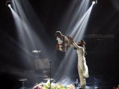 Порошенко и Яценюк засветились на концерте Джамалы (ФОТО)