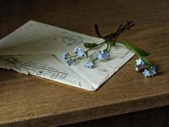 Почта России доставила адресату  письмо с опозданием в 40  (!) лет