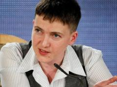 Савченко: на Донбассе идет война, а не АТО, и есть  враг - Россия