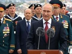 """""""Власти"""" Крыма хотят сделать Путина почетным гражданином Севастополя"""