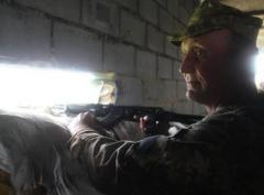 """Евгений Дейдей: """"Ситуация в районе н. п. Авдеевка накалена до предела... Они уже вплотную подошли к линии разграничения"""""""