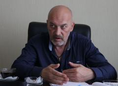 """Тука об оккупированном Донбассе: """"Нам придется постепенно открывать торговые шлюзы и снимать блокаду"""""""
