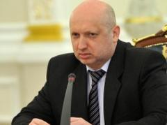 Секретарь СНБО Турчинов посетил испытания боевых дронов