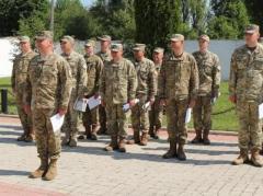 Украинские саперы завершили обучение у военных инструкторов ВС Канады