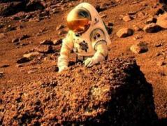 Нога человека ступит на Марс через девять лет