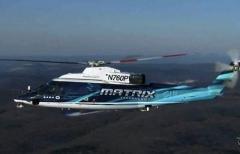 Американский вертолет пролетел 48 км без помощи пилота (ВИДЕО)