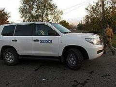 На Луганщине пропал водитель СММ ОБСЕ