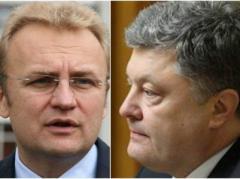 """""""Мусор надо убирать, а не делать на нем большую политику"""" - Порошенко ответил Садовому"""
