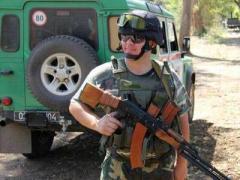 В зоне АТО пограничники задержали авто с нелегальным товаром
