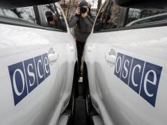 Украина и  ОБСЕ согласовали подход размещения миссии на Донбассе, не согласован бюджет